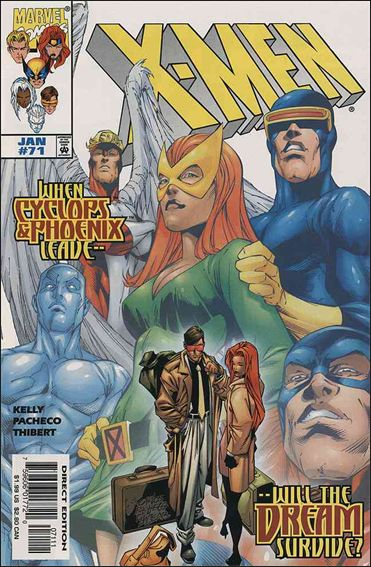 X-Men (1991) 71-A by Marvel