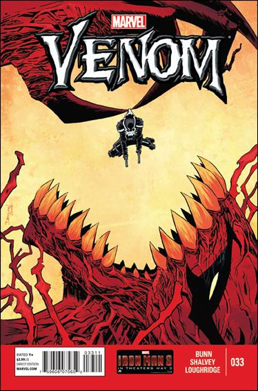 Venom (2011) 33-A by Marvel