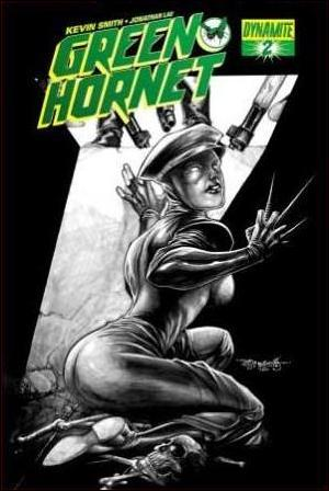 Green Hornet (2010) 2-I by Dynamite Entertainment