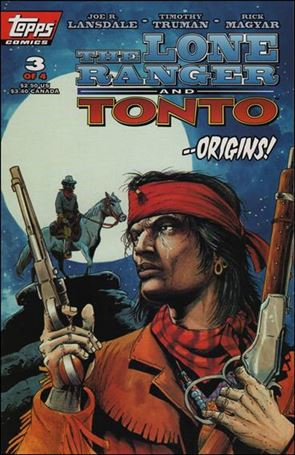 Lone Ranger and Tonto 3-A