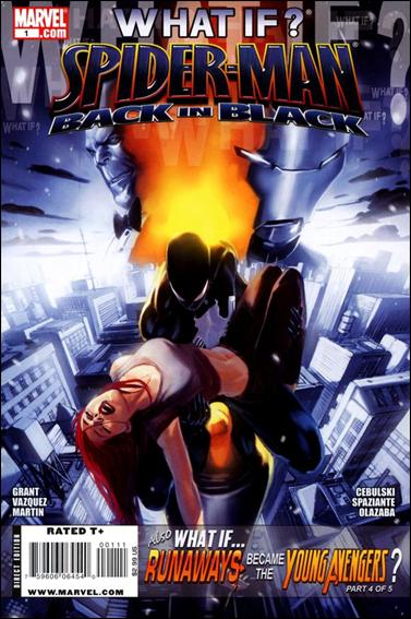 What If? Spider-Man: Back in Black 1-A by Marvel