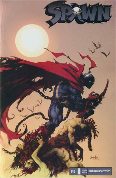Spawn 140-A by Image
