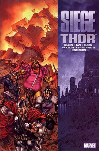 Siege: Thor 1-A by Marvel