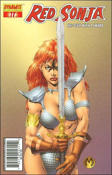 Red Sonja (2005) 17-C by Dynamite Entertainment