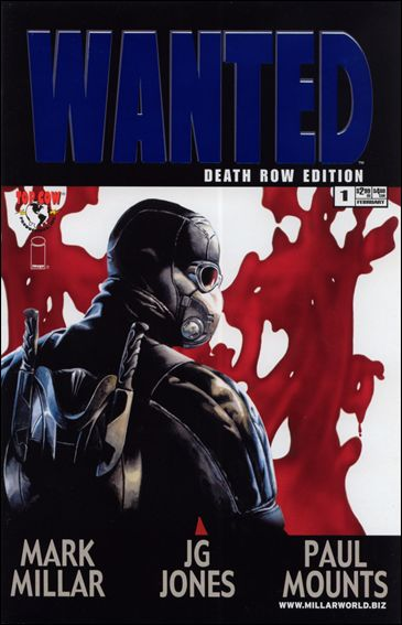 Wanted (2003) 1-G by Top Cow