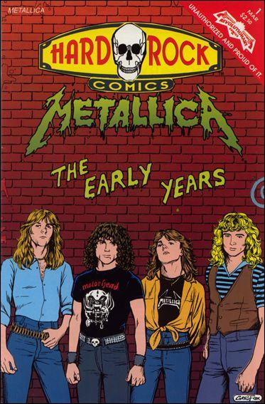 Hard Rock Comics 1-A by Revolutionary