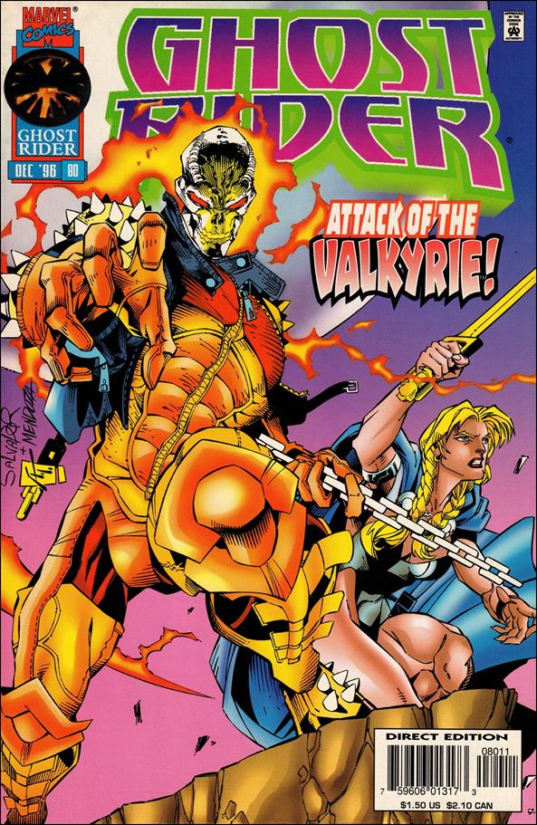 Ghost Rider (1990) 80-A by Marvel