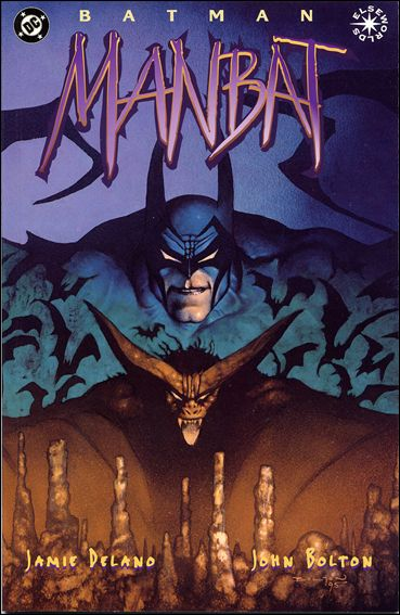 Batman: Man-Bat 3-A by DC