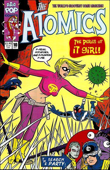 Atomics 10-A by AAA Pop