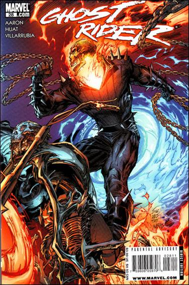 Ghost Rider (2006) 28-A by Marvel