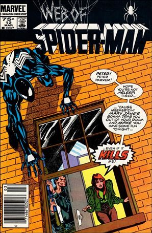 Web of Spider-Man (1985) 12-A