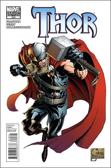 Thor (1966) 615-B by Marvel