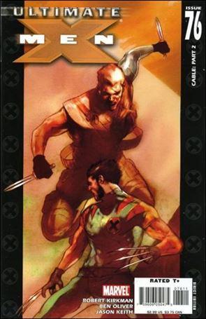 Ultimate X-Men (2000) 76-A
