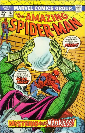 Amazing Spider-Man (1963) 142-A by Marvel