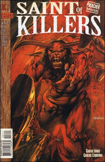 Preacher Special: Saint of Killers 3-A by Vertigo