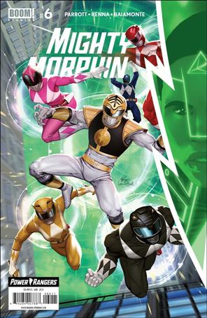 Mighty Morphin 6-A