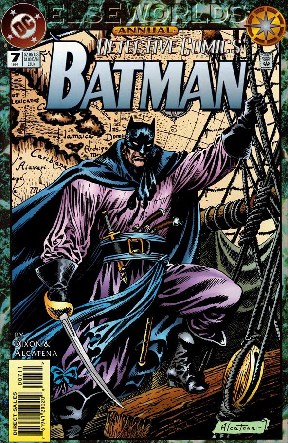 Detective Comics Annual (1988) 7-A by DC