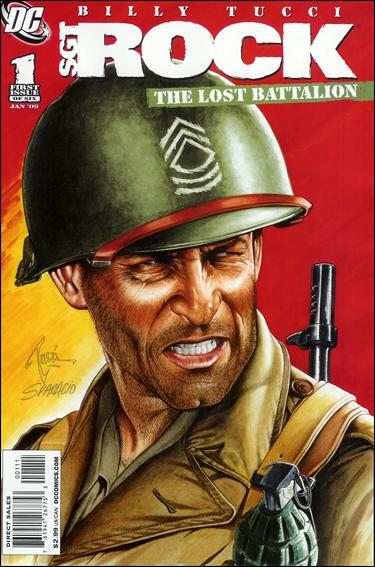 Sgt. Rock: The Lost Battalion  1-A by DC