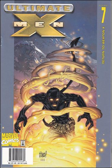 Ultimate X-Men (2000) 7-B by Marvel