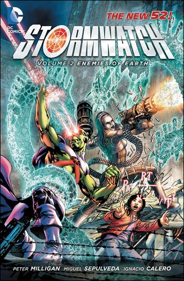 StormWatch (2012) 2-A by DC