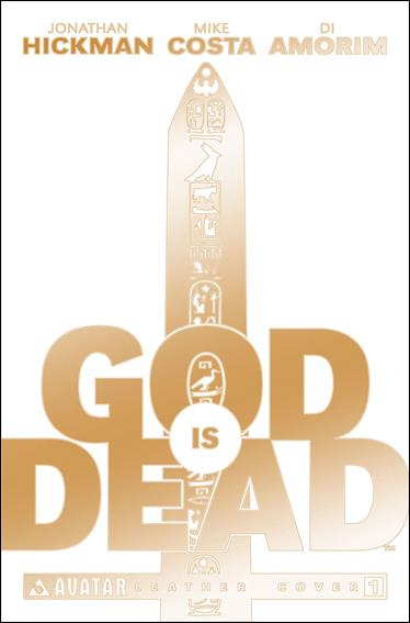 God is Dead 1-I by Avatar Press