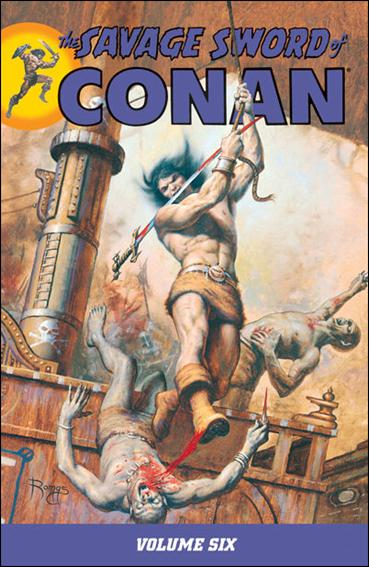 Savage Sword of Conan 6-A by Dark Horse