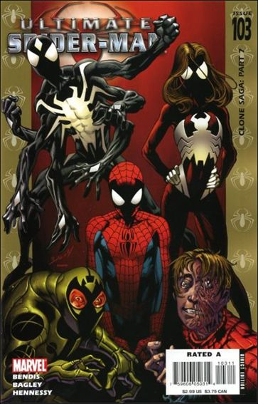 Ultimate Spider-Man (2000) 103-A by Marvel