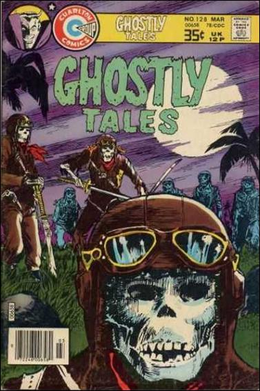 Ghostly Tales 128-A by Charlton