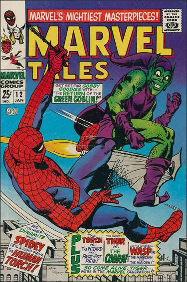 Marvel Tales (1966) 12-A by Marvel