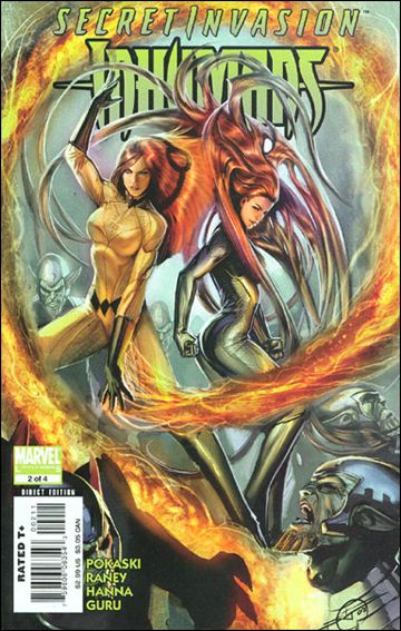 Secret Invasion: Inhumans 2-A by Marvel