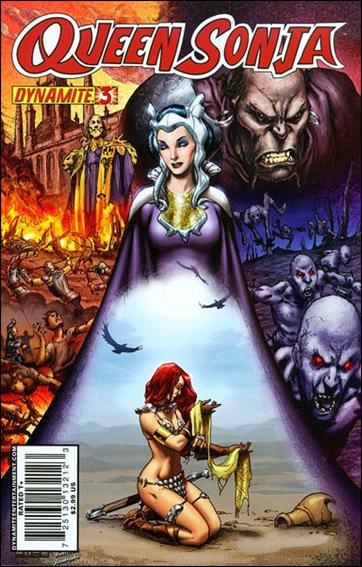 Queen Sonja 3-C by Dynamite Entertainment