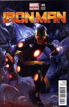Iron Man (2013) 5-C