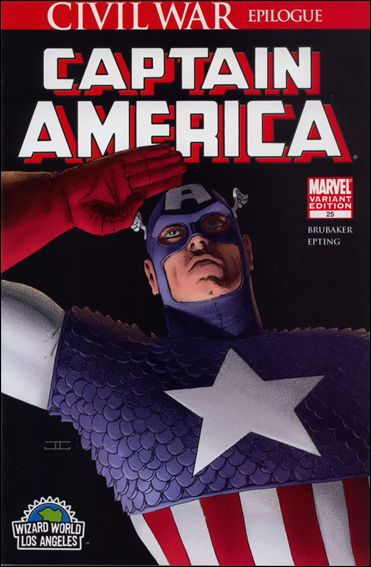 Captain America (2005) 25-C by Marvel