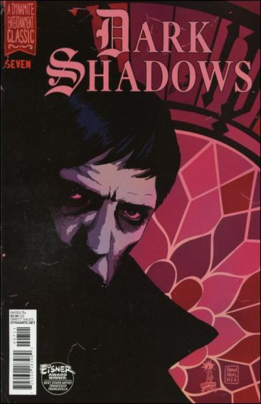 Dark Shadows (2011) 7-A by Dynamite Entertainment