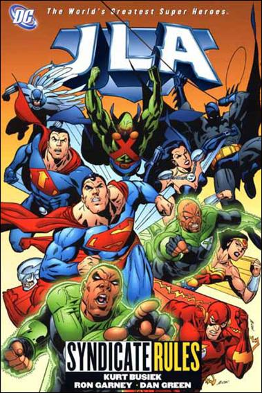 JLA 17-A by DC