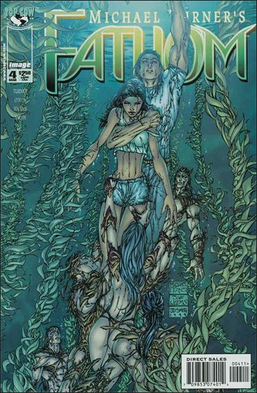 Fathom (1998) 4-A by Top Cow