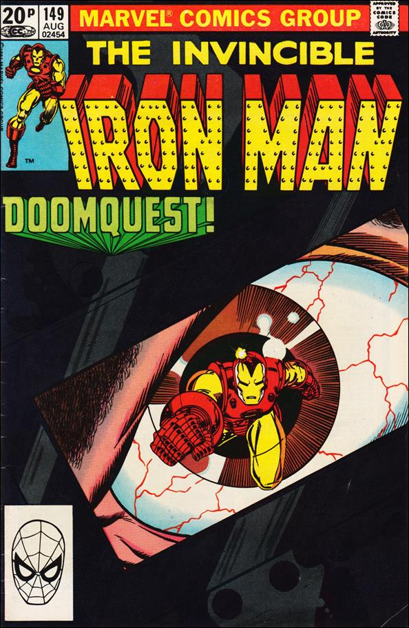 Iron Man (1968) 149-B by Marvel