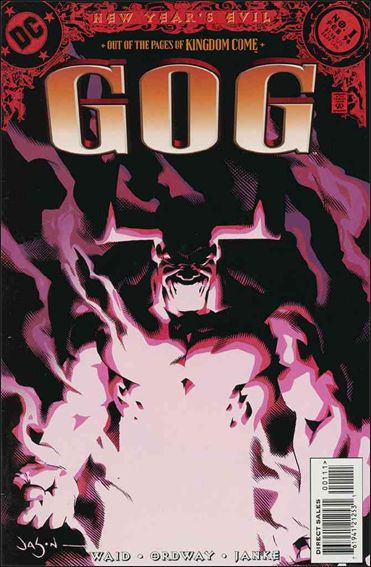 Gog (Villains) 1-A by DC