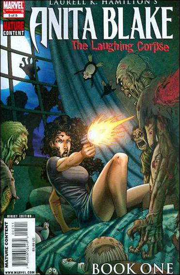 Anita Blake: The Laughing Corpse - Book One 5-A by Marvel