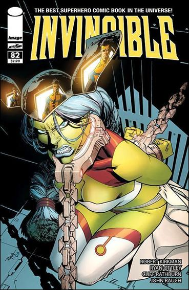 Invincible 82-A by Skybound Entertainment