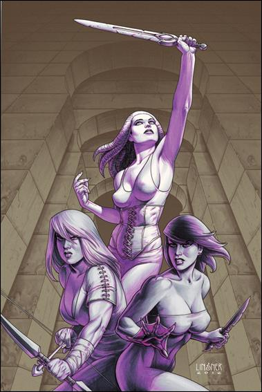 Damsels 7-C by Dynamite Entertainment
