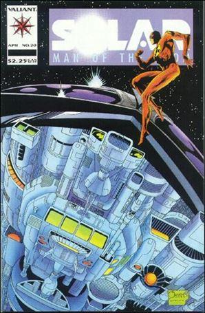 Solar, Man of the Atom (1991) 20-A
