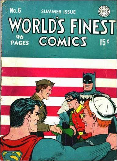 World's Finest Comics 6-A by DC