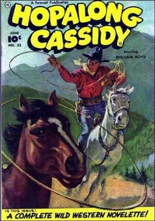 Hopalong Cassidy (1943) 32-A