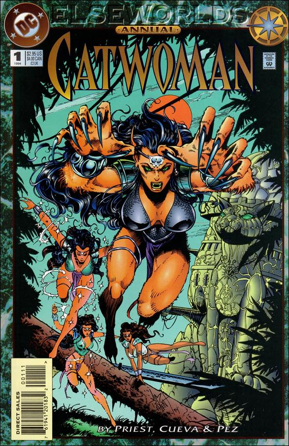 Catwoman Annual (1994) 1-A by DC