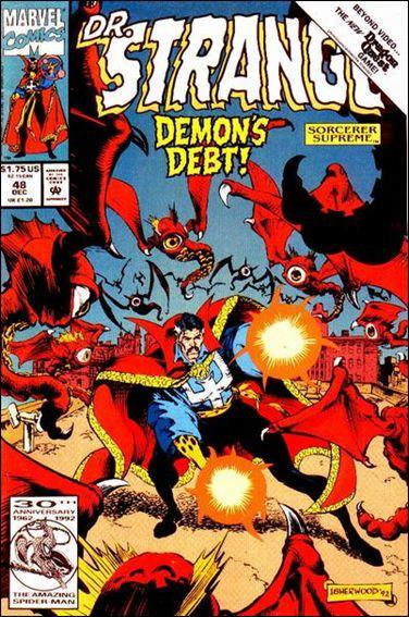 Doctor Strange, Sorcerer Supreme 48-A by Marvel