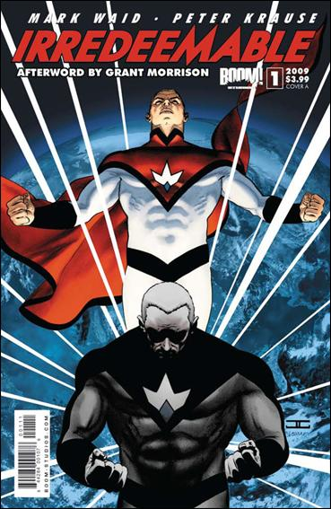 Irredeemable 1-A by Boom! Studios