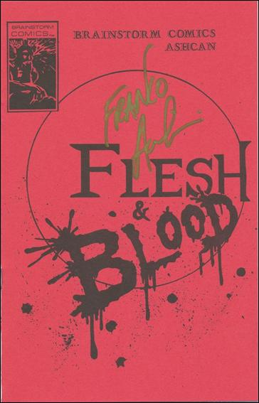 Flesh & Blood (1995) 1-B by Brainstorm