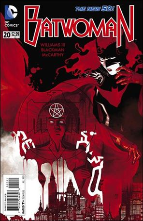 Batwoman 20-A