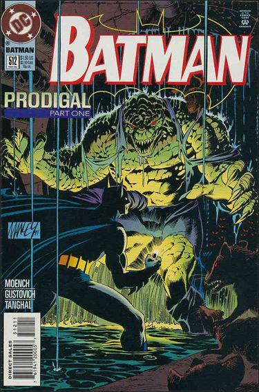Batman (1940) 512-A by DC